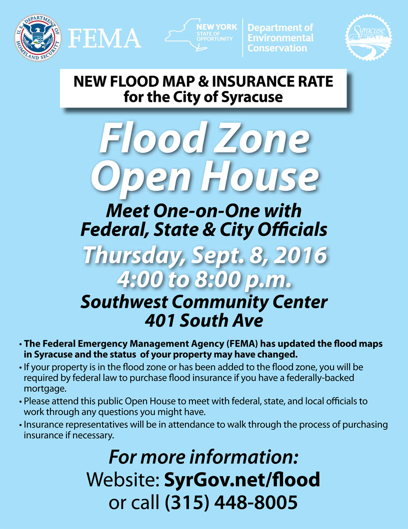 2016-09-08 Flood Zone Open House